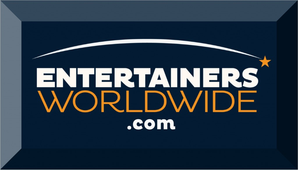 EntertainersWorldwide.com Worldwide Entertainment Booking Site Directory Logo