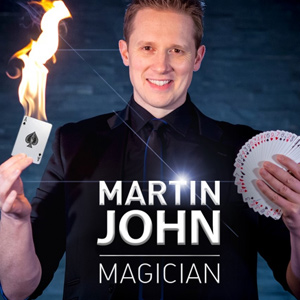 Martin John Magician London