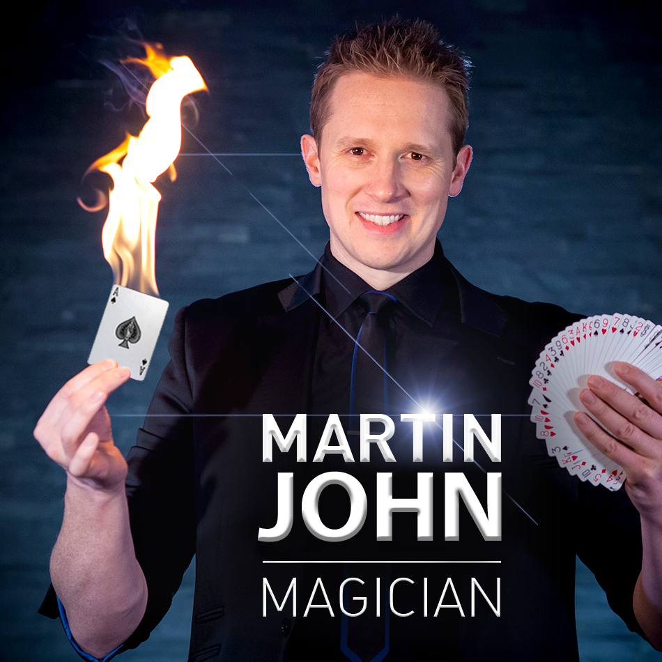Magician London Close-up Magic & Comedy Stage Magic